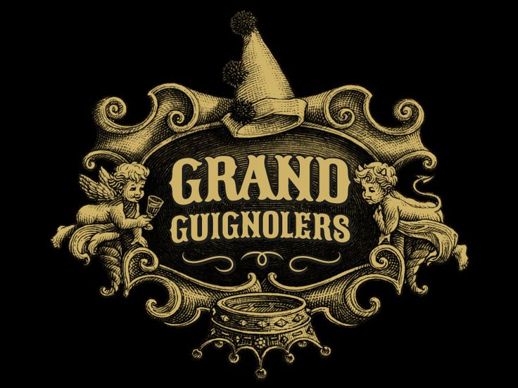 Grand Guignolers by Simon Frouws Design