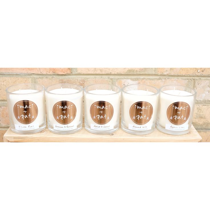 macandpatcandles our #rosegold collection #soycandles