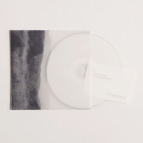 E is a piano album by Furze Chan on which there are three songs in E major. Recorded in April 2013.  Beautifully packaged in a glassine sleeve, featuring a cover image by Tang Ho lun, along with a simple card insert.