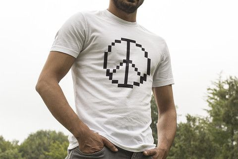 Cover up your body with the exclusive range of Peace Sign T Shirts we have to offer. Browse through our wide range of tees and pick the ideal one.