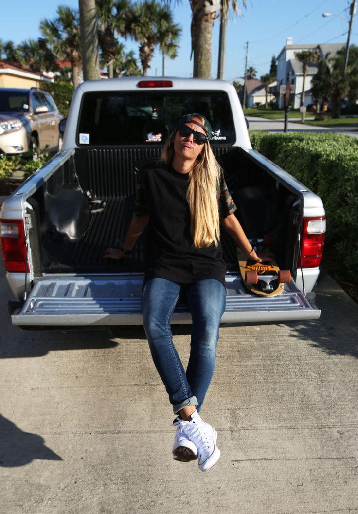 Female Skater Style Images Galleries With A Bite