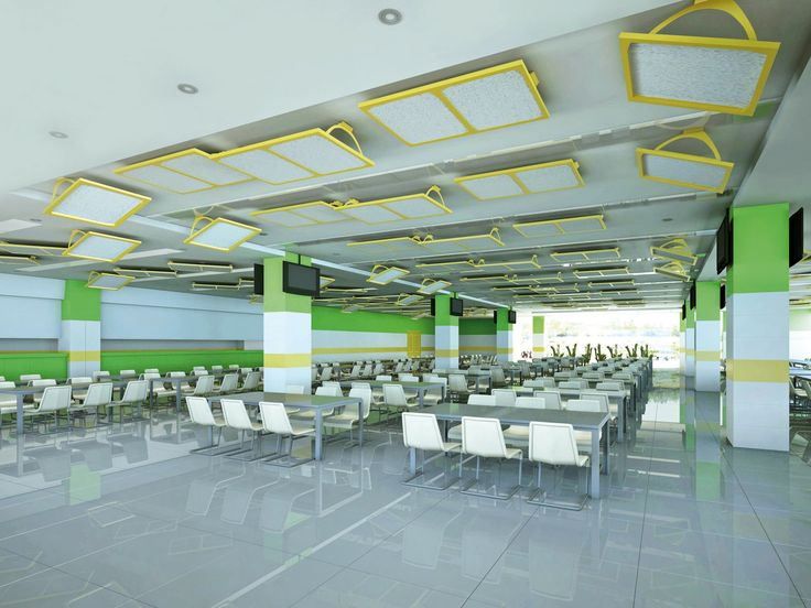 fonostile® #cafeteria yellow frames