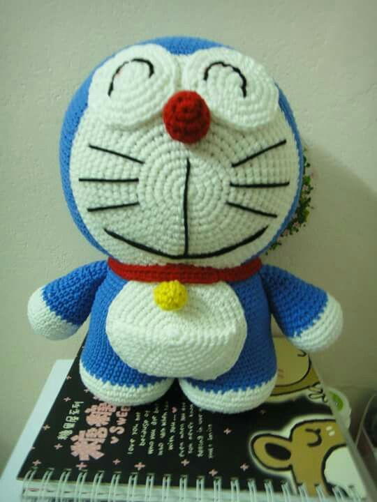 Crochet Doraemon Amigurumi : Best images about amigurumis on pinterest crochet