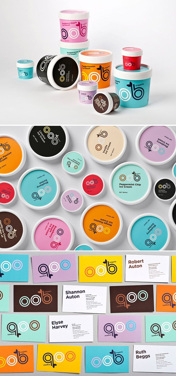 Beautiful colors. Must be bliss. Original organic Bliss packaging ice cream