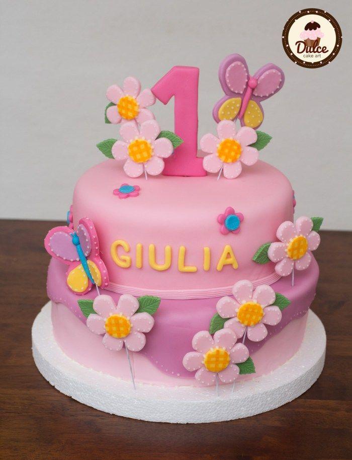 1th Birthday Cake  Torta primo compleanno