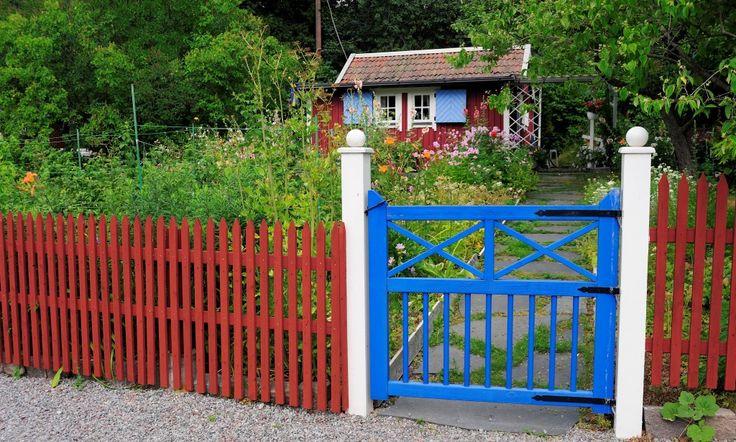 casa mică de la țară