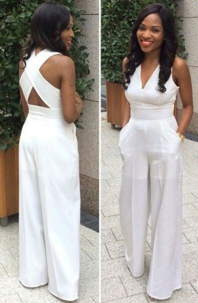 a0e57c7066ec Plus Size White Rompers And Jumpsuits