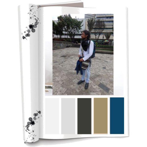 Paleta de color colores fr os con una mezcla de colores for Paleta de colores grises