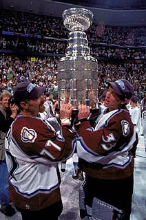 (Potentially) Ray Bourque and Patrick Roy