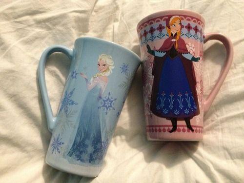 Frozen Mugs - frozen Photo