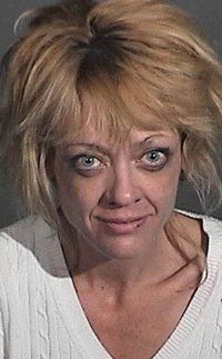 Lisa Robin Kelly Says The Mugshot Isn't Her And She Wasn't On Drugs!