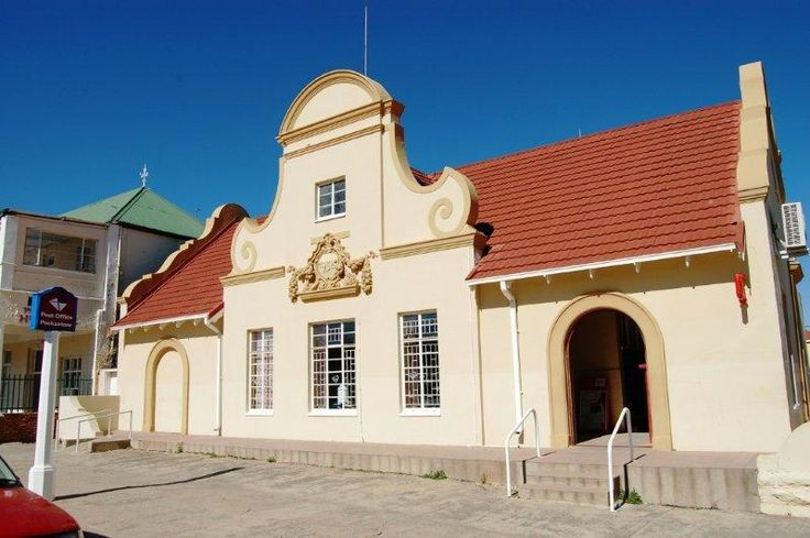 Winburg was one of the first towns to be established in the Free State - and its post office is one of the prettiest