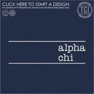 Alpha Chi Omega | AΧΩ | PR | Recruitment | TGI Greek | Greek Apparel | Custom Apparel | Fraternity Tee Shirts | Fraternity T-shirts | Custom T-Shirts