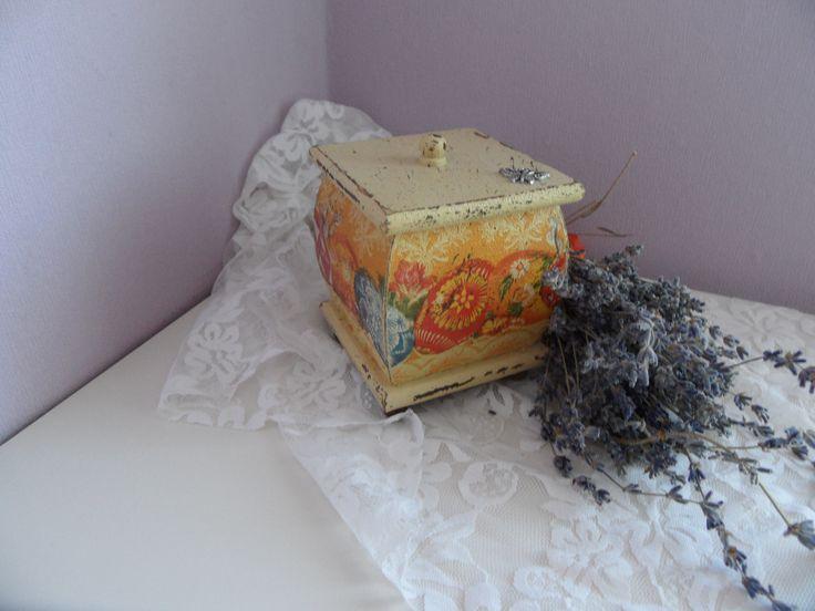 mini ékszeres doboz