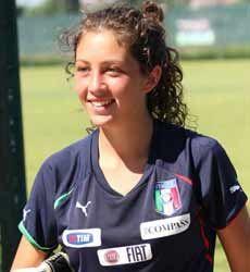 Emanuela Melis convocata in Nazionale Under 19