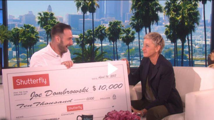 Royal Oak teacher who pranked students gets surprise on 'Ellen Show'