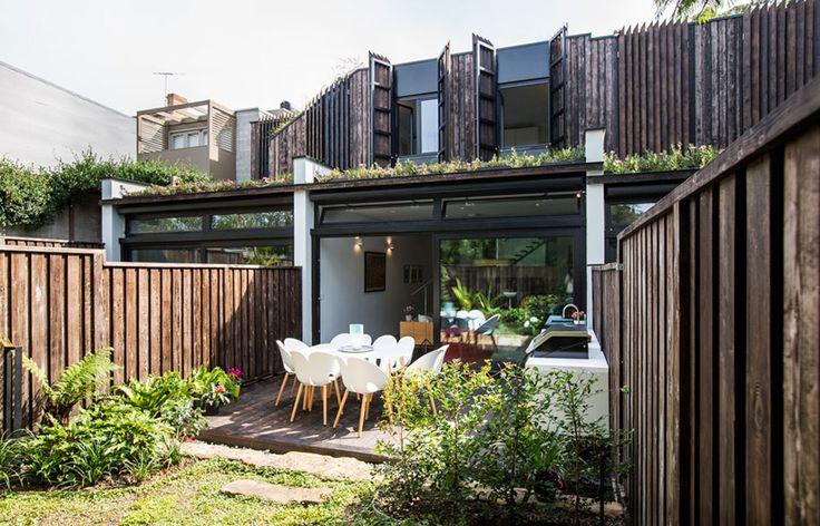 An Environmental Hideaway In the Heart of Sydney