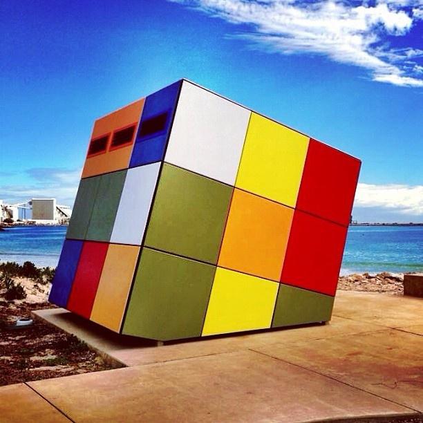 Public loo, Geraldton #geraldton #western #australia