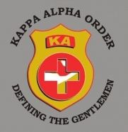 Kappa Alpha order painted coolers   Kappa Alpha Order: Defining The Gentlemen :)   Fraternity