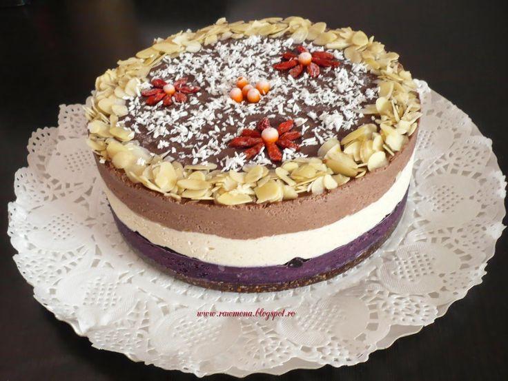 bunătăţi raw: Deserturi/Dulciuri