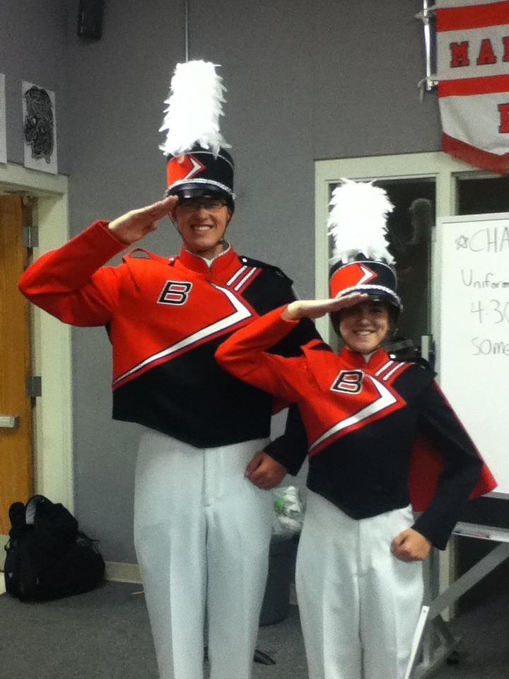 Drum Major Uniform 34
