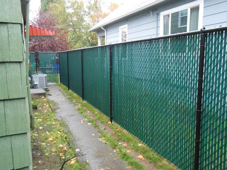 12 best Fencing images on Pinterest | Fence ideas, Yard ideas and ...