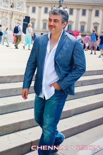 www.chennaivision.com - Tamil Actor Ajith Kumar Photos