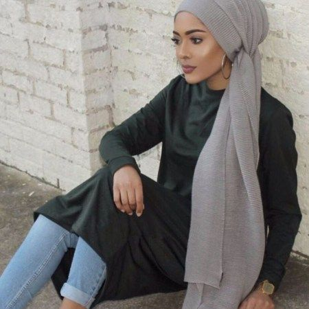 Beautiful hijab fashion to copy right now (7) - Fashionetter