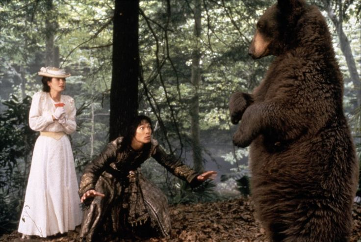 The Jungle Book (1994) One of my favorite movies as a kid!