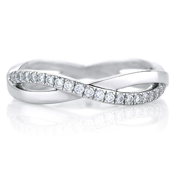 DE BEERS INFINITY バンド - DE BEERS(デビアス)の結婚指輪(マリッジリング)結婚指輪・マリッジリングのハイブランドのまとめ一覧♡