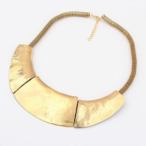European retro metal exaggerated fashion I like Li Bingbing the same necklace,Free Shipping!#91359 on AliExpress.com. $4.03
