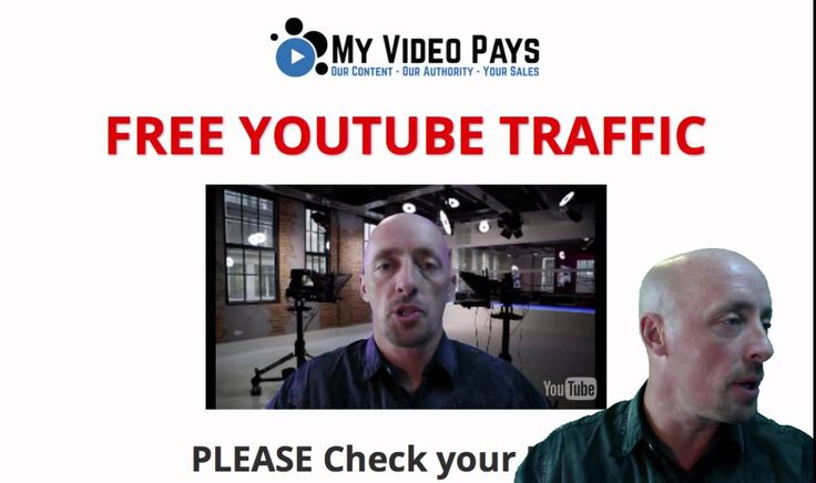 My Video Pays UPDATE - Free Traffic