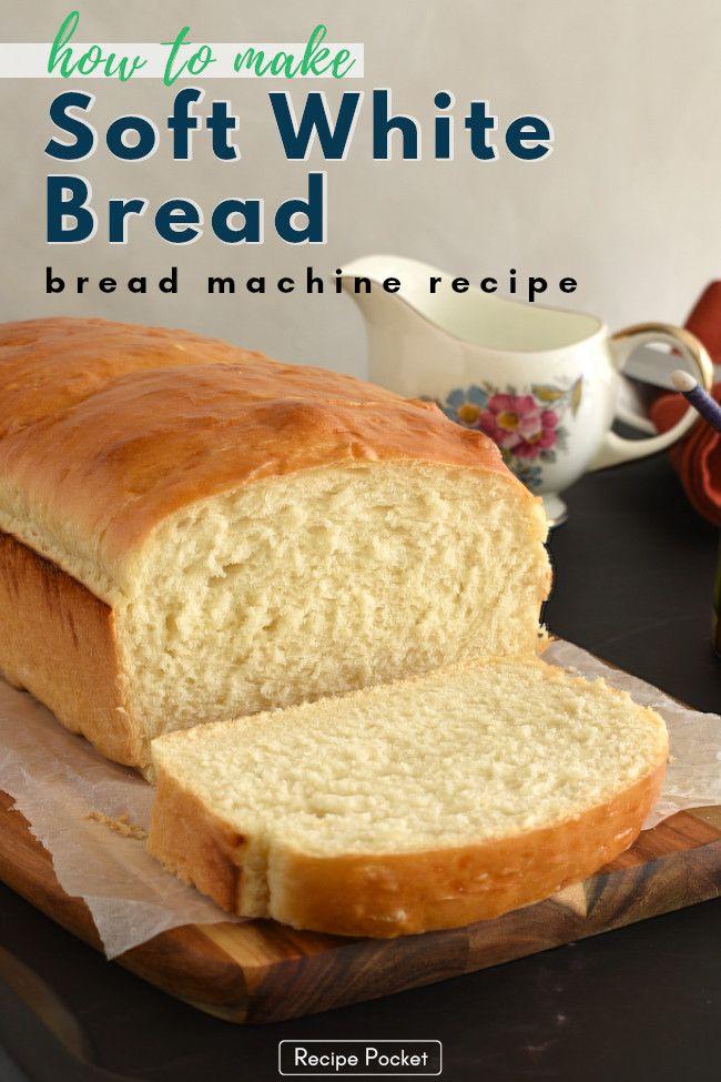 7 Ingredient Bread Machine White Bread Recipe Dairy Free Bread Egg Free Bread Recipe Healthy Bread Recipes