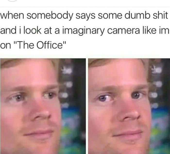 Lol, sometimes I'll find a security camera and look at it too