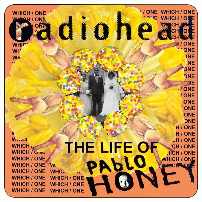 The Life of Pablo Honey - Radiohead-Kanye West [700x700]