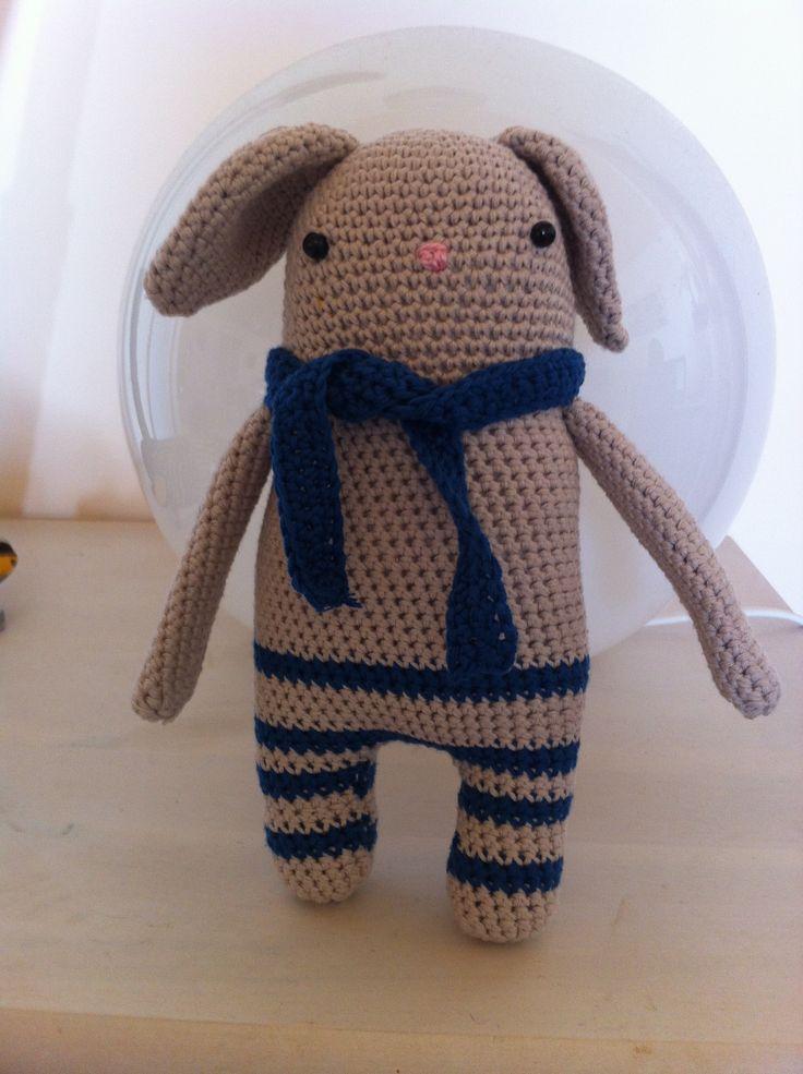 Mr Gudule de Tendre Crochet
