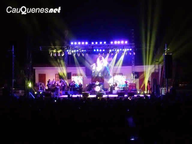Cauquenesnet / Noticias de Cauquenes: Primera noche del Festival del Cantar Mexicano de ...