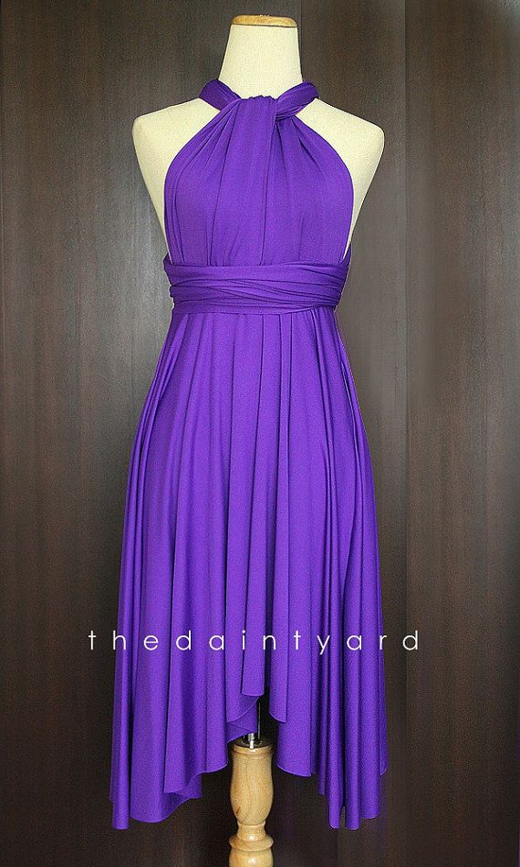200+ best Infinity Dress Wrapping Ideas images on Pinterest | Sewing ...