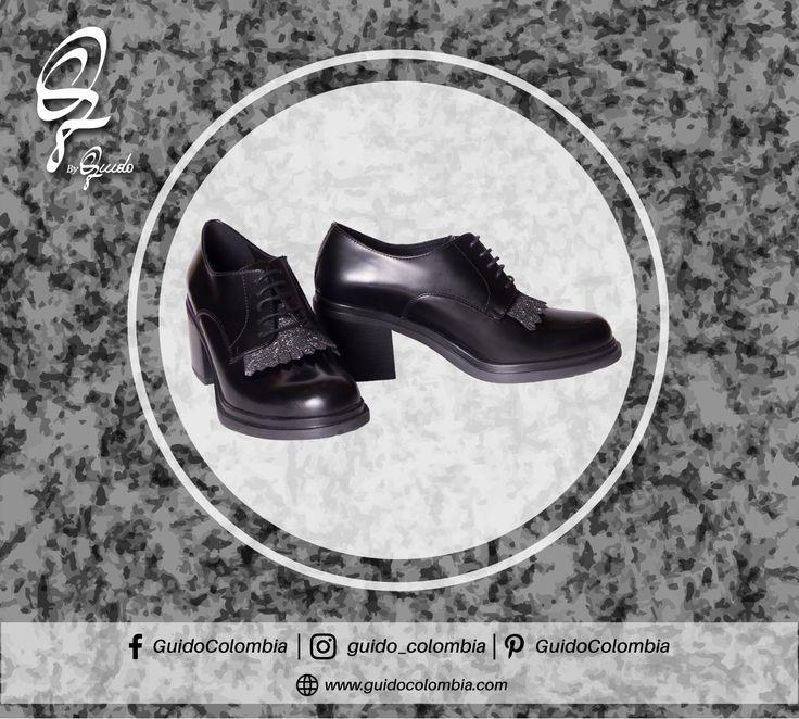 Más que una tendencia, más que una moda, es tu estilo ¡Visítanos! C.C El Retiro Local 1-107 // C.C Hacienda Santa Bárbara Local B-123  . Conoce nuestros productos en: www.guidocolombia.com  . #fashion #guidocolombia #exclusividad #loveshoes👠 #shoestagram