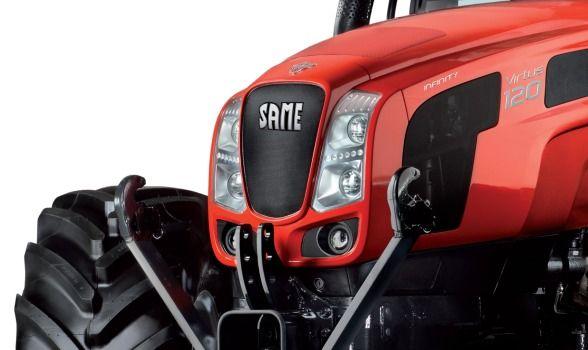 Design #Tractor Italy
