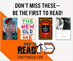 Join First to Read for a chance to read these amazing books before they release!