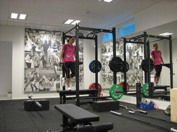 188 Best Gym Design Images On Pinterest   Basement Ideas, Gym Room And Home  Gym Design