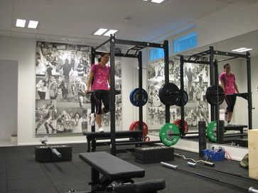 Modern Gym Photos Design Ideas, Pictures, Remodel, and Decor - page 3