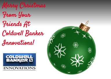 Happy Holidays From Coldwell Banker Innovations!