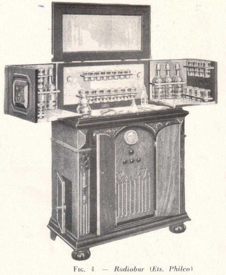 Les postes radio TSF Américains G.E. RCA PHILCO - EUROPATUBES / franceradionumérique.com