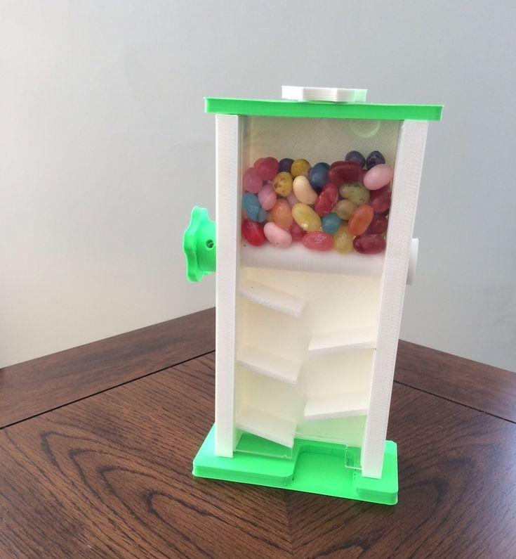 THE Jelly Bean Dispenser by corben33.