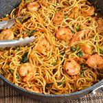 Delicious sweet chilli shrimp and noodles  just  syns per serving  link to recipe is on my profile   slimmingworld weightwatchers  swuk swusa weightwatchersuk slimmingworldrecipes slimmingeats slimmingworlduk  instafood  foodoptimising  yummy  smartpoints  slimmingworldusa  cleaneating homemade  lowsyn  yummy  protein dinner fgrams foodgawker buzzfeedfood huffposttaste