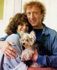 Gilda Radner & Gene Wilder One of my favorite couples. ja