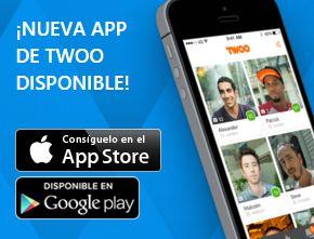 Nuevo Twoo App para conocer gente