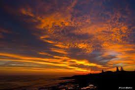 luc hosten -  photographer   (Google Search - Sunset at Schoenmakerskop)